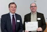 Dr David Kirby Teaching excellence winner 2012/13