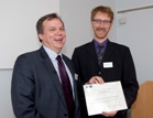 Dr Mark Brown Teaching Excellence Award Winner 2012/13